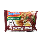 Indomie Instant Satay Flavor Fried Noodles
