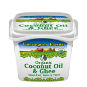 Carrington Farms Organic Coconut Oil & Ghee