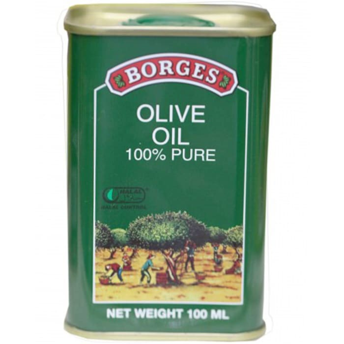 Borges Olive Oil Pure Tin