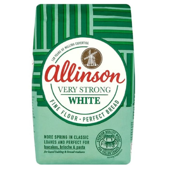 Allinson Flour Very Strong White