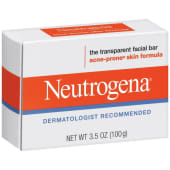 Neutrogena  Soap Acne Prone Skin