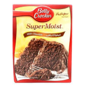 Betty Crocker Cake Mix Milk Chocolate