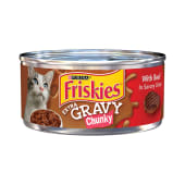 Purina Friskies SauceSations Wet Cat Food 156g