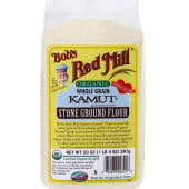 Bob's Red Mill Organic Whole Grain Flour 567g
