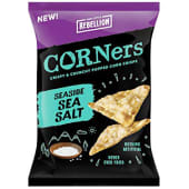 Rebellion Chips Corners Sea Salt 23g