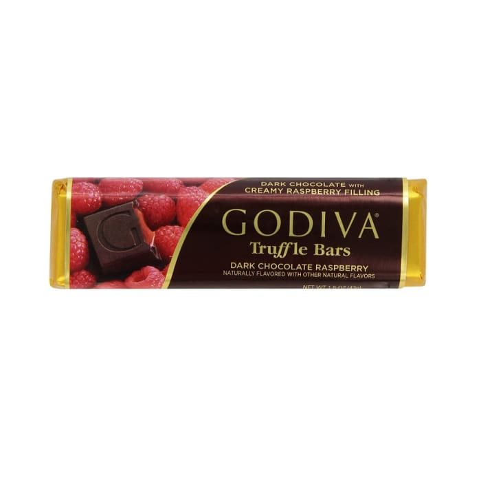 Godiva Chocolate Dark Chocoiste Raspeberry Bar