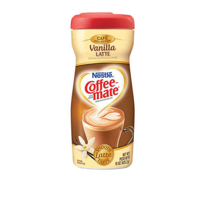 Nescafe  Coffee - Mate Vanilla Latte