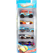 Hot Wheels Cars 5 Pack Set