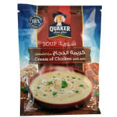 Quaker Cream Of Chicken With Oats Soup
