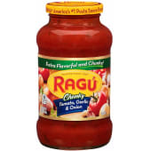 Ragu Tomato Garlic & Onion Sauce