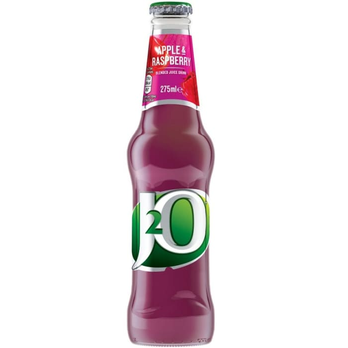 J2O Soft Drink Sparkling Apple &  Raspberry