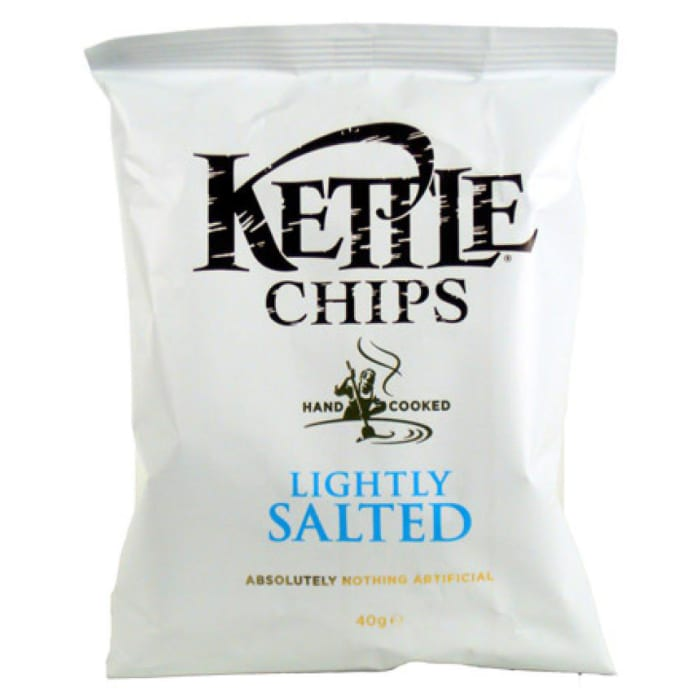 Kettle Lightly Salted Chips
