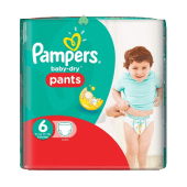 Pampers Pants Extra Large 6 | 24 Counts
