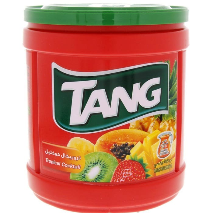 Tang Instant Drink Mix Tropical Cocktail