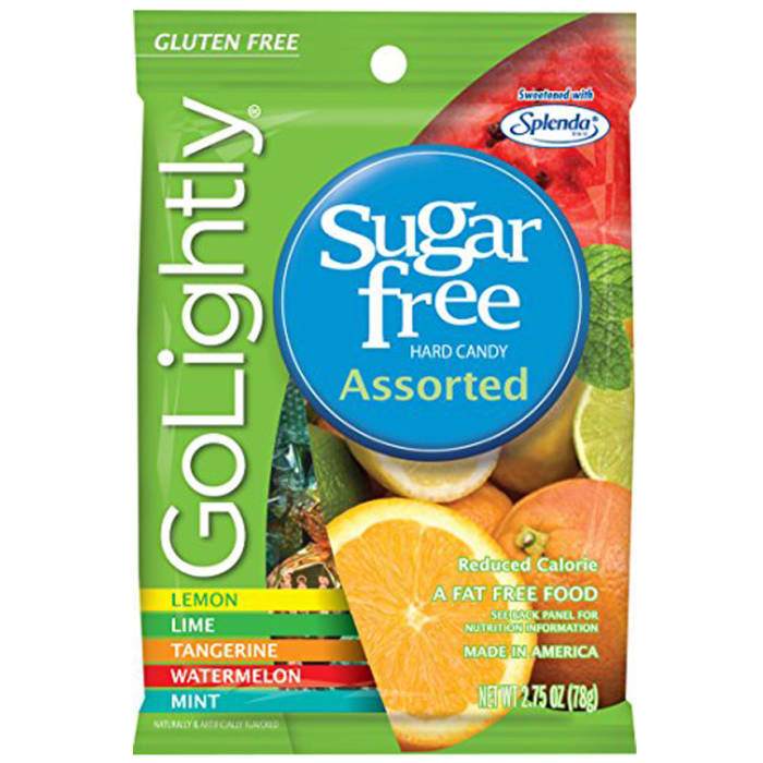 Go Lightly Sugar Free Assorted Hard Candy