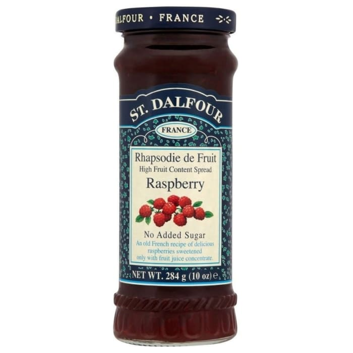 St Dalfour Red Raspberry Jam