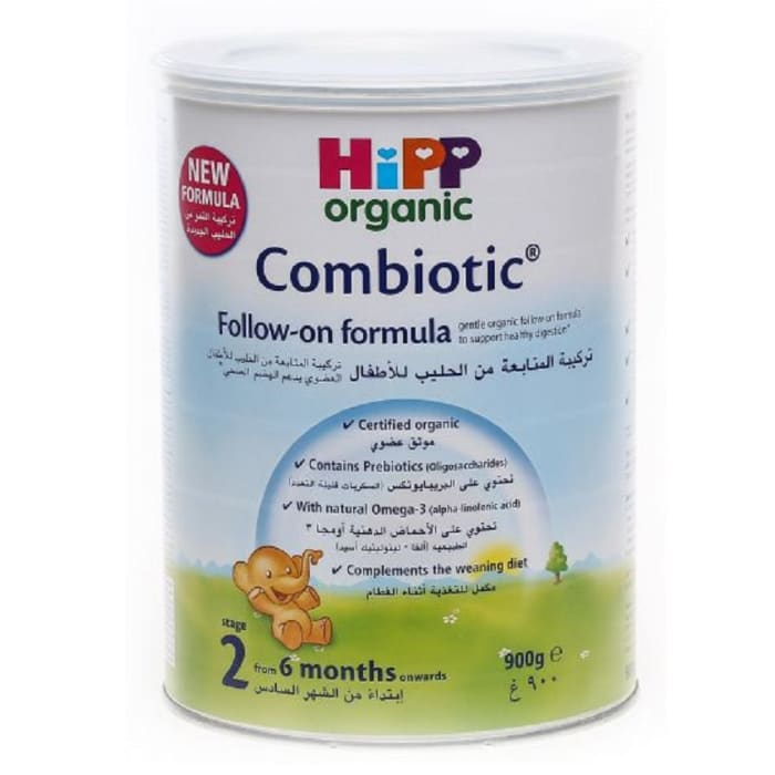 Hipp Organic Combiotic Follow-on Formula Stage 2 - From 6 Months