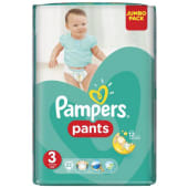 Pampers Pants Size 3 | 6 - 11 KG | 62 Pieces