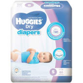 Huggies Dry Pants Diapers S-60