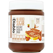 Diablo No Added Sugar Hazelnut Chocolate Spread
