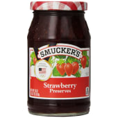 Smuckers Strawberry Jams