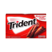 Trident Gum Cinnamon With Xylitol 14 Sticks