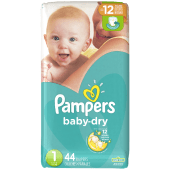 Pampers Jumbo Pack New Baby Dry Newborn