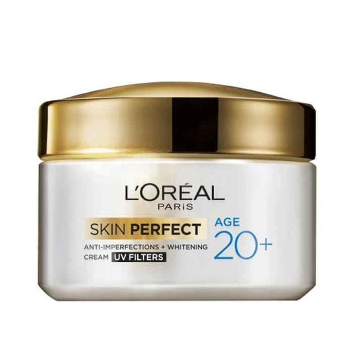 LOreal Paris Skin Perfect 20+ Day Cream