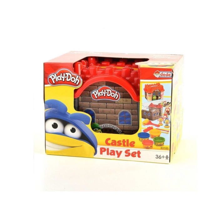 Dede Play Doh Castle Playset 03185