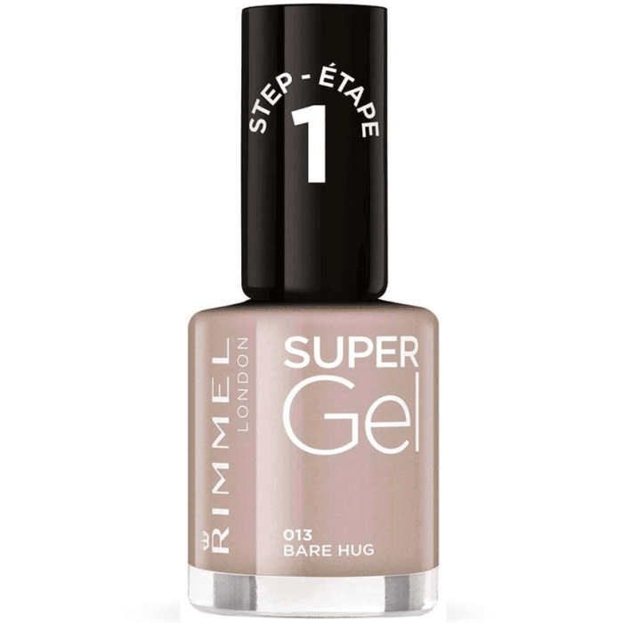 Rimmel London Rimmel Bare Hug Nude Super Gel Nail Polish - 013