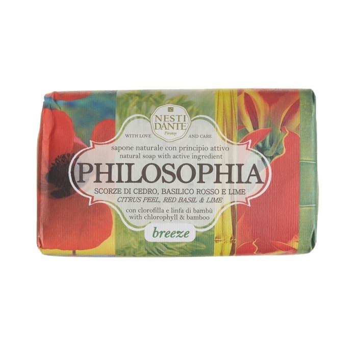 Nesti Dante Soap Philosophia Breeze Citrus Peel Red Basil&Lime