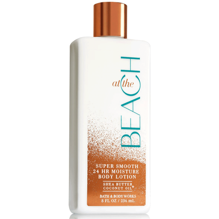Bath & Body Works Body Lotion At The Beach
