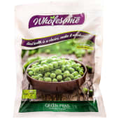 Wholesome Green Peas 425g