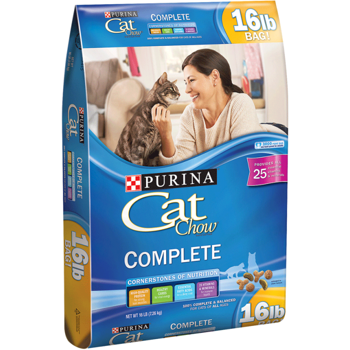 Purina Cat Chow Complete Cat Food