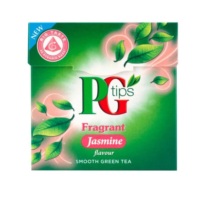 PG TIPS Pg Tips Jasmine Green Tea