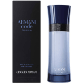 Giorgio Armani Code Colonia Eau de Toilette Spray for Men 75ml