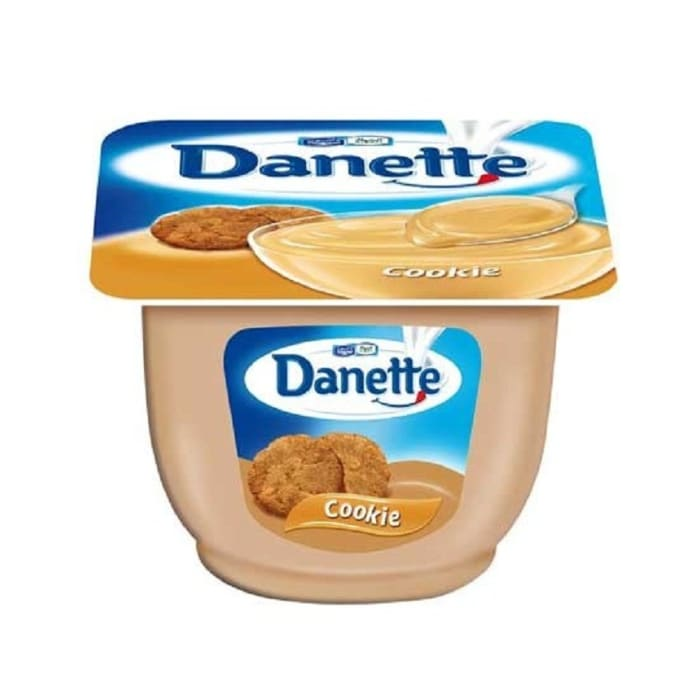 Danette Pudding Cookie Fresh
