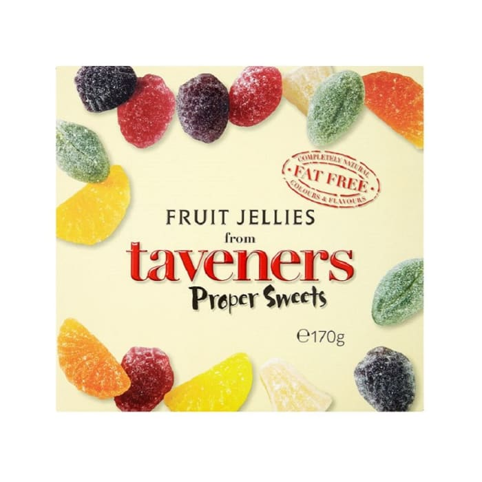 Taverners Fruit Jellies