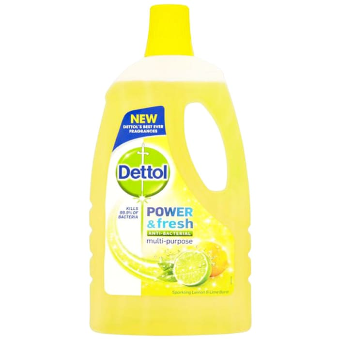Dettol Anti-Bacterial All Purpose Cleaner Lemon