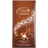 Lindt Lindor Hazelnut Milk Chocolate