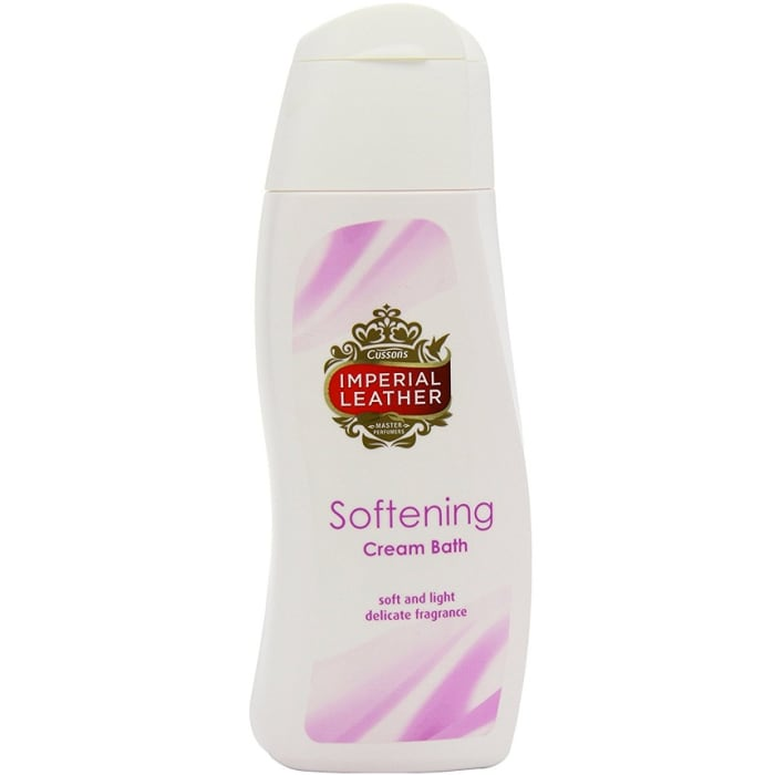 Imperial Leather Creme Bath Softening