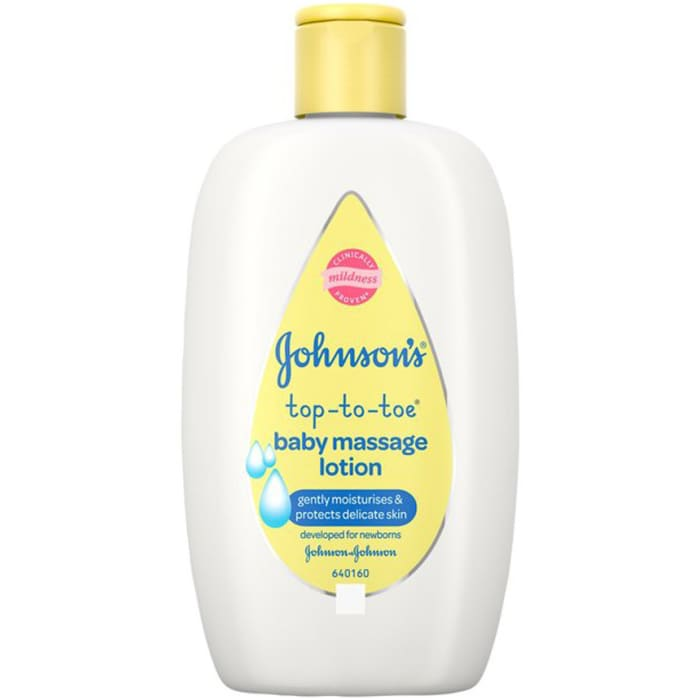 Johnson's Baby Top To Toe Massage Lotion