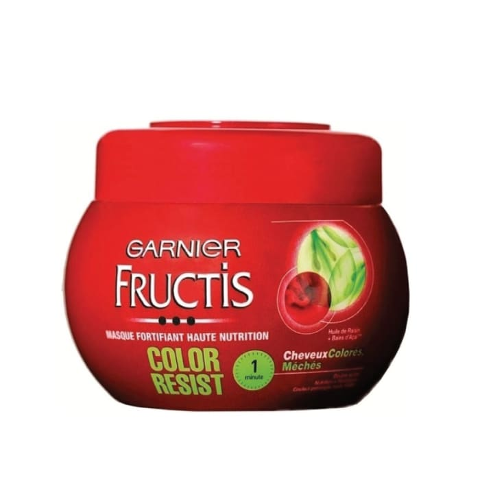 Garnier Fructis Color Resist Nourishing Mask For Color Protection