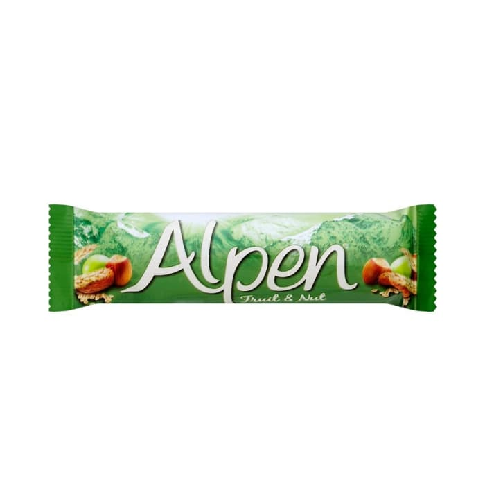 Alpen Fruit & Nut Cereal Bar