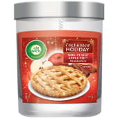 Air Wick Holiday Mrs Claus Apple Pie Scented Candle