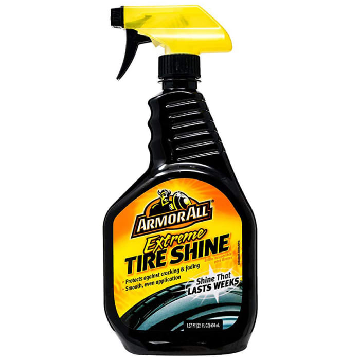 Armor All Extreme Tire Shine Spray 650ml