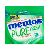 Mentos Pure Fresh Spearmint With Green Tea
