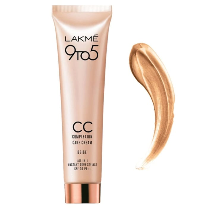 Lakme 9 to 5 Complexion Beige Care Face Cream