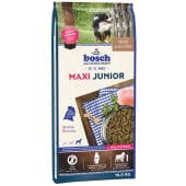 Bosch Maxi Junior Dog Food 15Kg