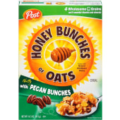 Post Honey Bunches of Oats Cereal Pecan Bunches
